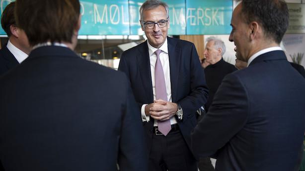 Viceadm. direktør stopper: Følger med Drilling ud af Mærsk
