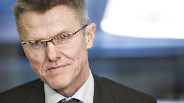 Spar Nord-topchef efter hvidvaskskandaler: Sektorens renomme bliver ikke genoprettet i min tid