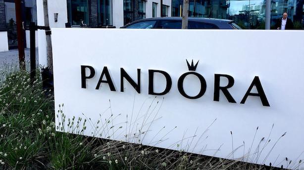 Aktiestatus: Pandora lander i top - Genmab får nyt fra partner i USA