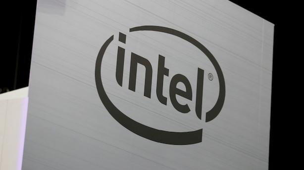 Aktiestatus i USA: Intel og olieprisen skyder humøret i sænk