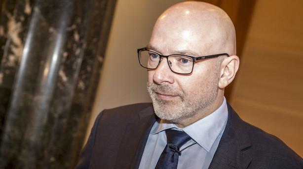 Fyret Danske Bank-direktør stopper som formand i Realkredit Danmark: Jacob Aarup-Andersen overtager