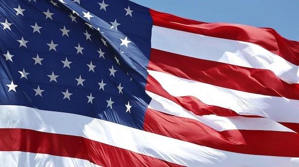 USA: Statsunderskuddet buldrer derudaf