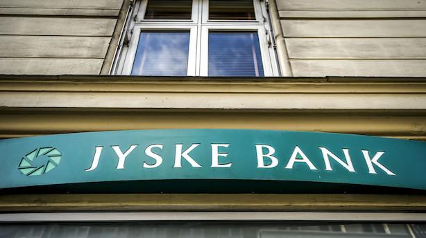 Jyske Bank i stor ledelsesrokade