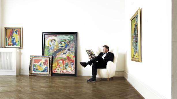 Asger Jorn-malerier: En unik investeringsmulighed i en usikker tid