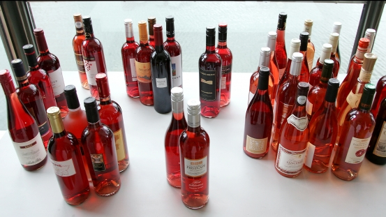 bedste rosevin