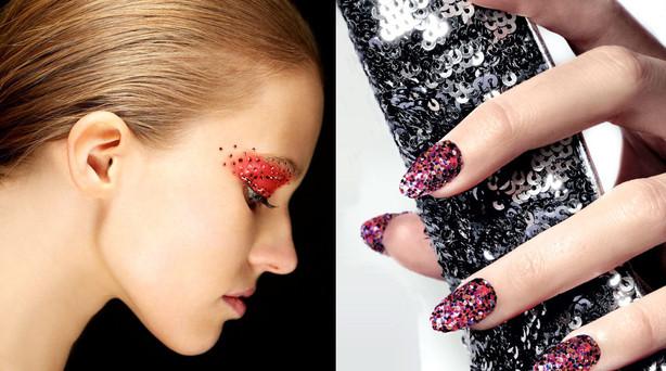 Makeuppens festfyrværkeri