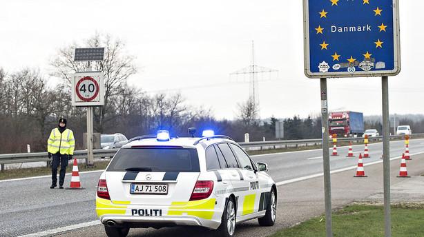 EU-formand: Grænsekontrol sætter Schengen under pres