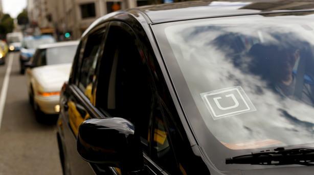 Uber på hjemmebane - sender største taxiselskab i dørken