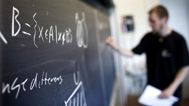 Flere studerende kan betyde lettere 12-taller