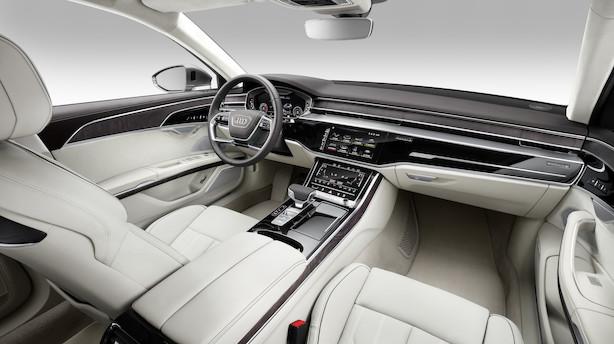 Det skal du vide om Audis nye flagskib