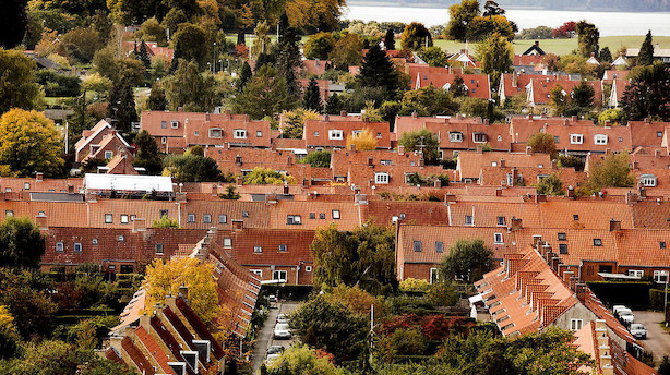 Færre tvangsauktioner ramte Danmark i oktober