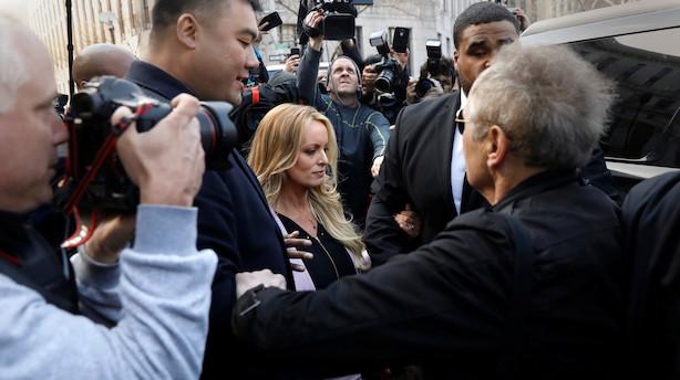 Fox News-vært er Trump-advokats hemmeligholdte klient