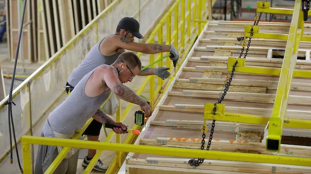 Kongetal fra USA: Jobrapport viser flere nyskabte job end ventet
