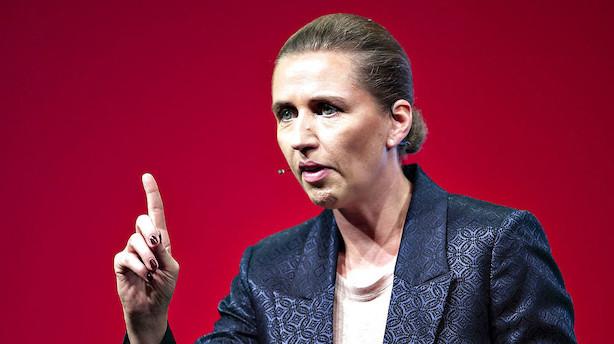 Mette Frederiksen vil aflyse skattefri mobil: Pengene skal gå til udsatte børn