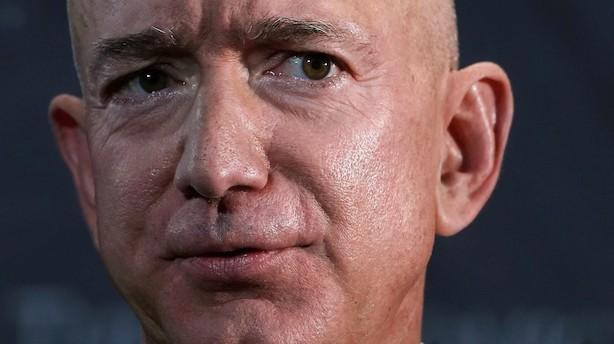 USA: Rød handel trækkes ned af it - Apple, Amazon, Microsoft, Facebook, Netflix og Alphabet alle nede