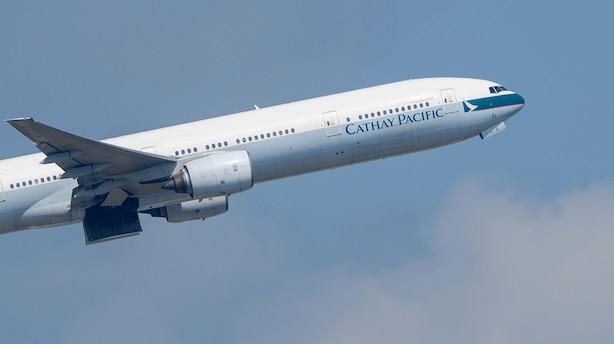 Flyselskab udsat for hackerangreb: 9,4 mio kunder påvirket
