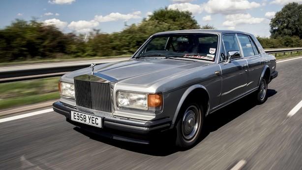 Var det noget med en original Rolls-Royce til 50.000 kr.?