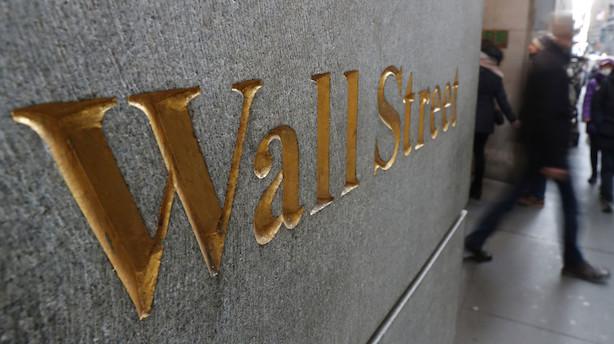 Aktier: Centralbank løftede stemningen på Wall Street