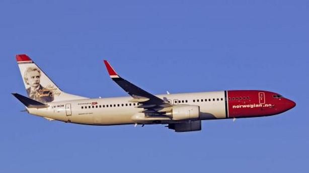 Norwegian ser ud til at få forlænget lån: Aktien i stor stigning