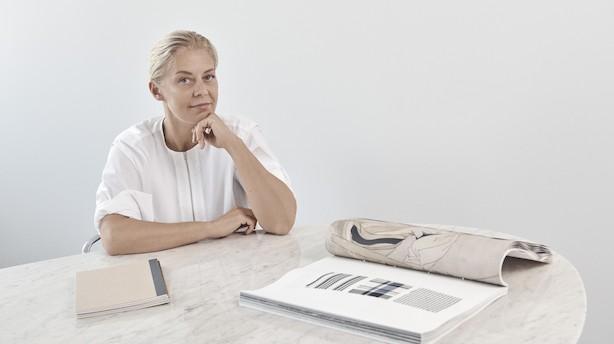Danske Rebekka Bay er kreativ direktør hos verdens tredjestørste tøjmærke