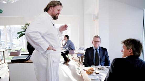 Madanmeldelse af Restaurant Paustian fra borsen.dk