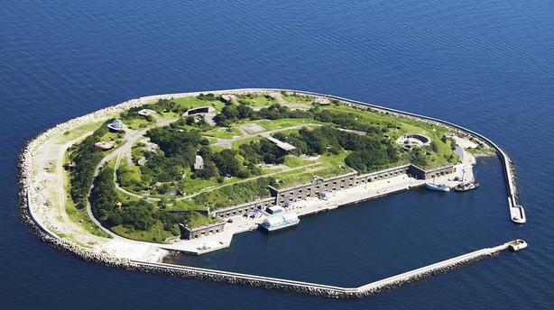 Mærsk og Nordea køber Middelgrundsfortet - og giver det væk