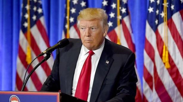 Obligationer: Renten bakker på manglende nyt fra Trump