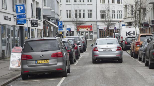 Folketingsflertal vil sløjfe ny omstridt parkeringsregel