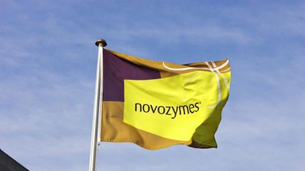Aktier: Novozymes kan fortsætte faldet fra mandag
