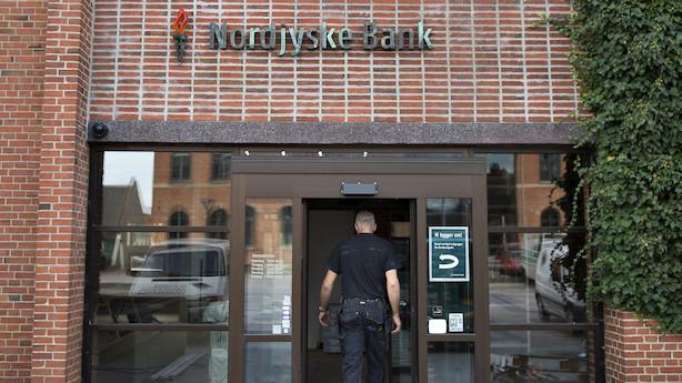 Nordjyskes bestyrelse vendte tommelfingeren nedad til Jyske Banks første bud