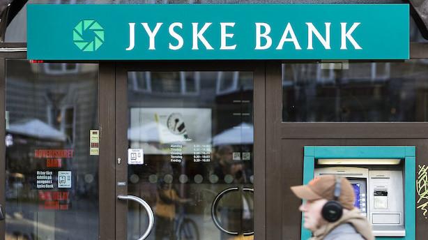 Jyske Bank: Finanstilsynet giver lov til at øge ejerandel i Nordjyske