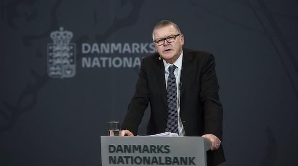 """Nationalbanken: """"Uden udenlandsk arbejdskraft, ville opsvinget formentlig være kørt af sporet"""""""