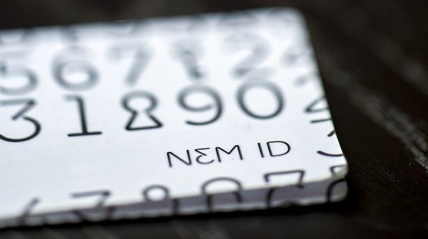 NemID-brugere risikerer at betale for misbrug af oplysninger