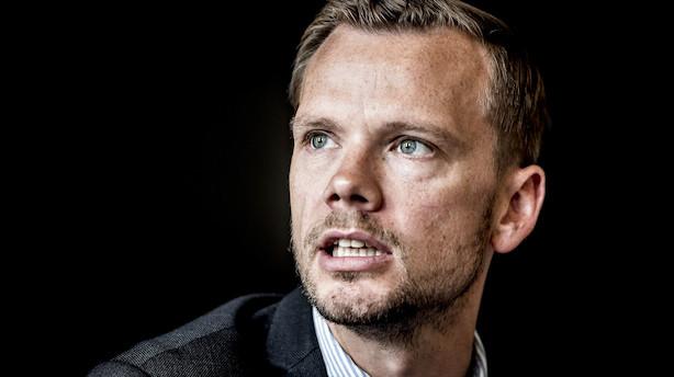 "Hummelgaard om ny aktieskat: ""Vi har stadig finansielle markeder, der er alt, alt for spekulative"""