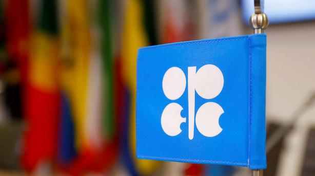 Råvarer: Lavere oliepris - svag USA-vækst og uenighed om OPEC-møde