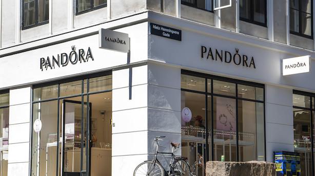 Aktieåbning: Pandora topper grønt C25-indeks uden store udsving