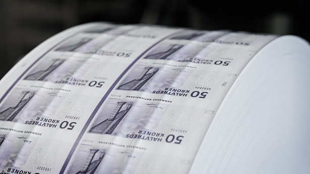 DF revser Nationalbankens farvel til seddelpressen