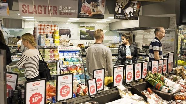 Nyt supermarked slår dørene op på lørdag