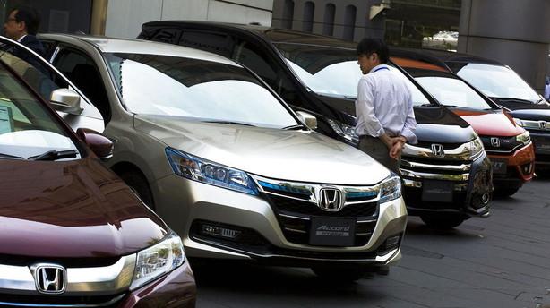 Større biler driver bilsalget fremad