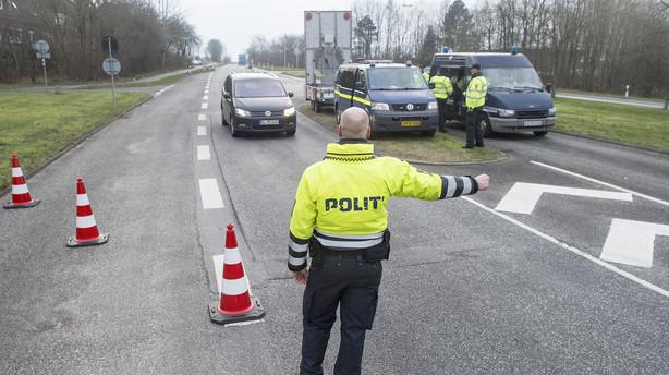 Svenske borgerlige vil bidrage til dansk gr�nsekontrol