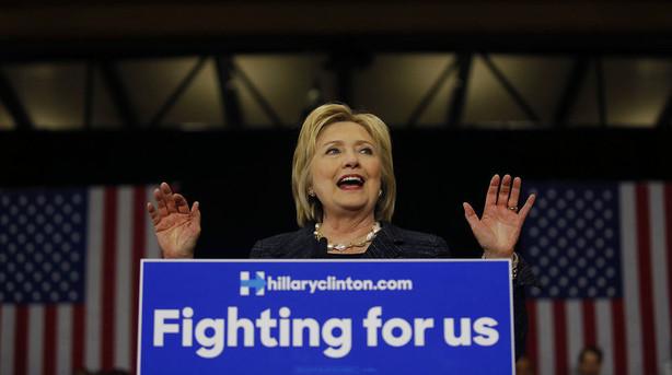 Vælgere i sydstaten Mississippi peger entydigt på Clinton