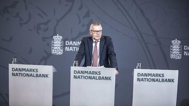Økonomer: Balancen er genoprettet mellem euro og kroner