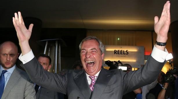 Debat: Britisk folkeafstemning er demokratisk fallit
