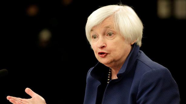"""Fed: Renten hæves """"snart"""" såfremt økonomien spiller med"""