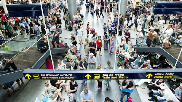 Lufthavnen kaster 300 mio efter lavere takster: Det kan det betyde