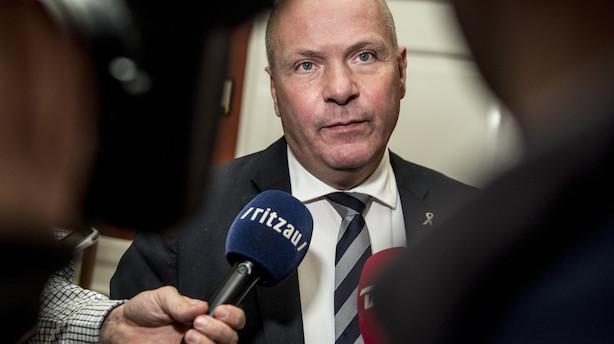 Gade: Venstre skal vælge ny gruppeformand torsdag