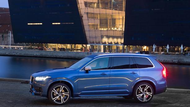 Nu falder flexleasing af Volvo XC90 i pris
