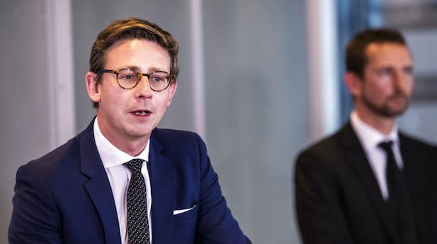Skatteminister indbringer Bech-Bruun for Advokatnævnet