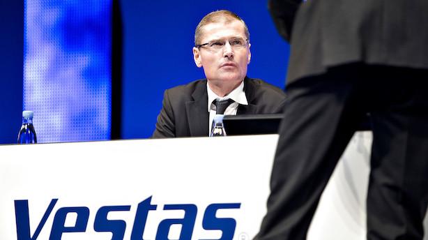 Tidligere Vestas-boss skal være regeringens nye klimatrumf