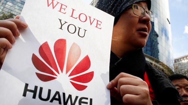 Overblik over Huaweis shitstorm: Her er landene der advarer om og udelukker techgiganten